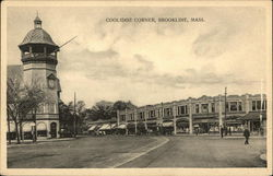 Street View of Coolidge Corner