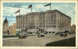 The Copley Plaza Postcard