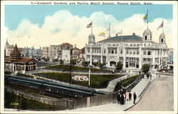 Crescent Gardens and Revere Beach Station