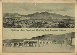 Wallapai Auto Court and Trading Post