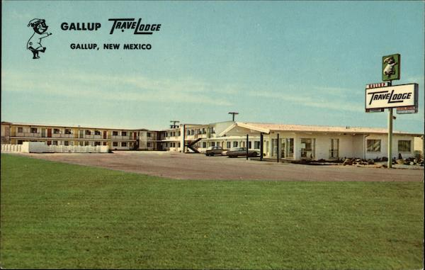 Travelodge, West 66 Ave. Gallup New Mexico
