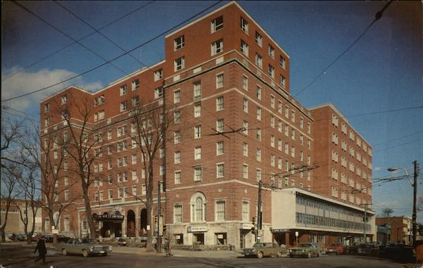 The Lord Nelson Hotel - Opposite world-famed Public Gardens Halifax Canada