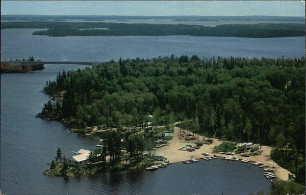 Bear Pass Trading Post & Motel Fort Frances Canada