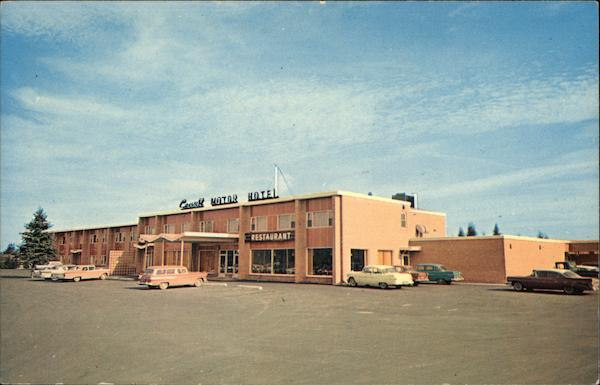 Caswell Motor Hotel Sault Ste. Marie Canada Ontario