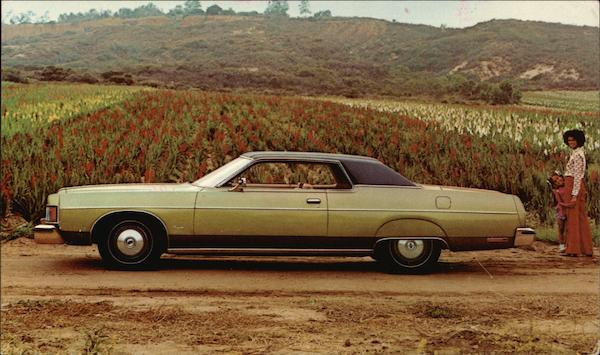 1973 Mercury Monterey 2-door Hardtop Cars