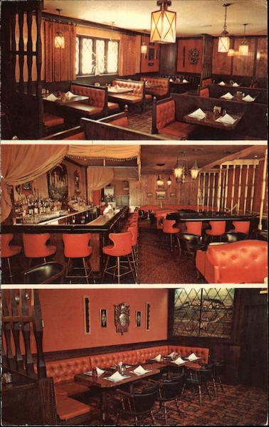The Chateau Restaurant and Lounge Manchester New Hampshire