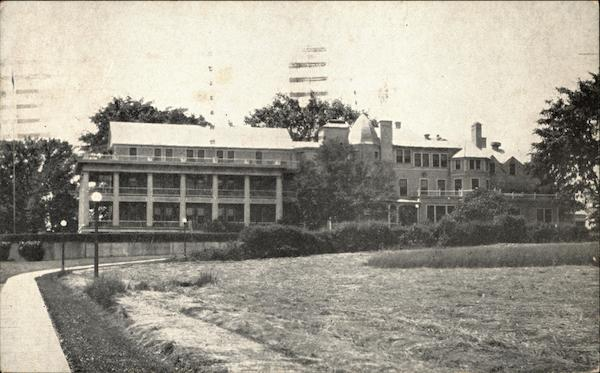 Administration Building and Annex, OES Home and Infirmary Oriskany New York