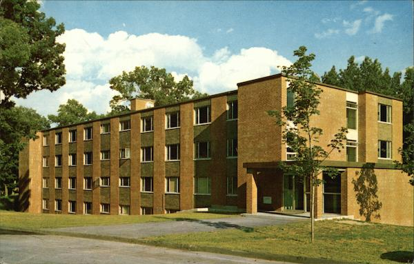 Massasoit Hall Men's Residence - Springfield College Massachusetts