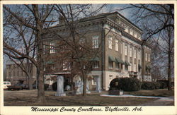 Mississippi County Courthouse