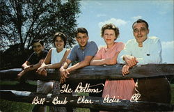 Oliver P. Bolton and Family
