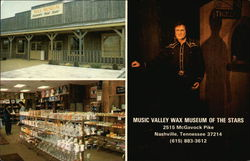 Music Valley Wax Museum of the Stars