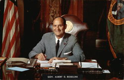 Governor Albert D. Rosellini