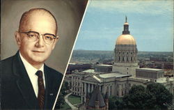 Lester G. Maddox and Georgia State Capitol