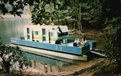 Camp-A-Float: Convert your camper into a private houseboat
