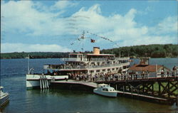 M/V Mount Washington Postcard