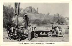 Jack Ratliff of Pritchett, Colorado