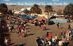 National Date Festival, Riverside County Fair and the National Horse Show