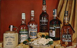 From the Nation's Oldest Distillery - McCormick Distilling Company Postcard