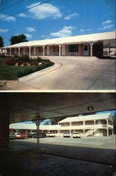 The Stephens Motel Postcard