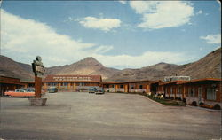 Wend-Over Motel Postcard