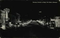 Garrison Avenue at Night