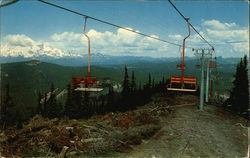 White Pass Chair Lift