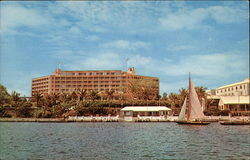 The Bermudiana Hotel Postcard