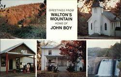 Greetings from Walton's Mountain, Home of John Boy