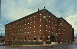 The Isle Royale Hotel