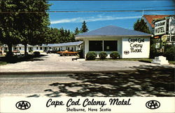 Cape Cod Colony Motel