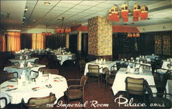 Palace Grill - The Imperial Room