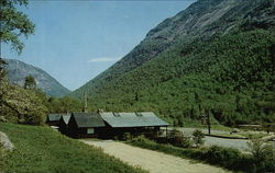 Vew of Crawford Notch