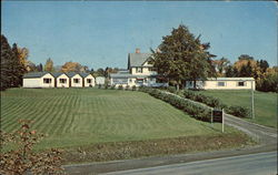 Gisele Motel and Gift Shop Postcard