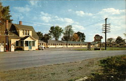 Cosy Cabins and Motel