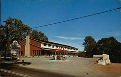 Wandlyn Motel Postcard