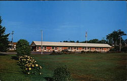 Hi-Way Motel Postcard