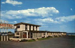 Motel Jacques Postcard