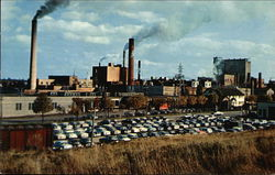 The Bathurst Pulp and Paper Co. Mill