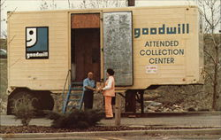 Goodwill Attended Collection Centers