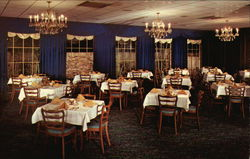 Creole Room of Johnny Cace's Seafood & Steak House Postcard