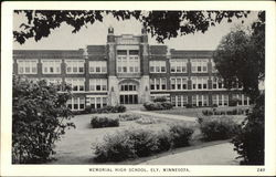 Memorial High School and Grounds