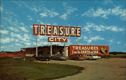 Treasure City Stores