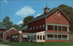 The Country Kitchen Restaurant Postcard