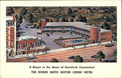 The Roger Smith Motor Lodge Hotel
