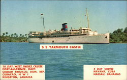 S/S Yarmouth Castle