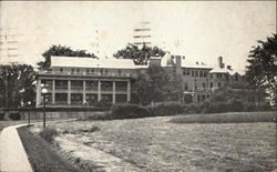 Administration Building and Annex, OES Home and Infirmary