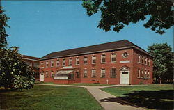 American International College - Founded 1885 - Science Building
