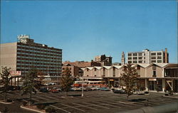 Seven Hills Plaza - Bus Station - Holiday Inn