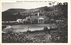 Housatonic Valley Regional High School Postcard