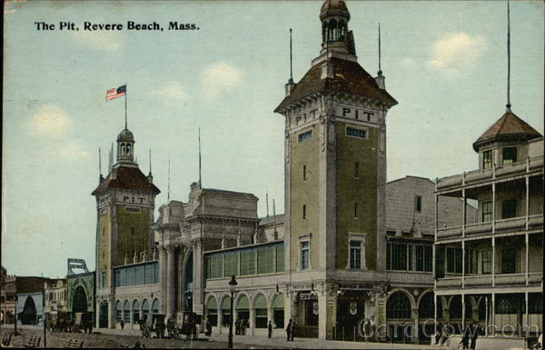 The Pit Revere Beach Massachusetts